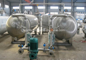 Industrial Food Steam Sterilizing Machine pictures & photos