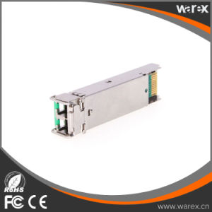 Cisco GLC-FE-100EX compatible 100Base EX LC, 40 Km, 1310 nm SFP transceiver with DDM pictures & photos
