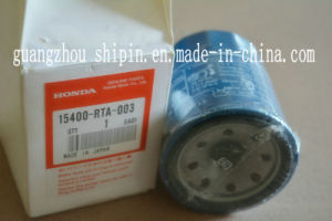 Reliable Honda Oil Filter with 15400-Rta-003 pictures & photos