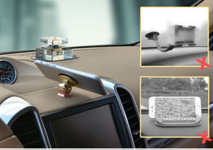 Magnetic Mobile Phone Car Holder Promotion Gift pictures & photos