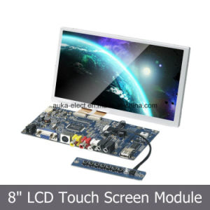 8 Inch LCD Touch Screen Module & Kit with VGA/HDMI pictures & photos