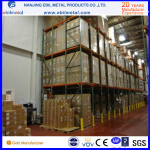 Popular Cold Rolled Strong High Capacity Warehouse Drive in Rack pictures & photos