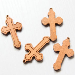Old Traditional Religious Cross /Catholic Cross/ Wooden Cross (IO-cw038) pictures & photos