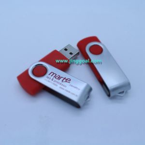 Swirl USB Flash Drive pictures & photos