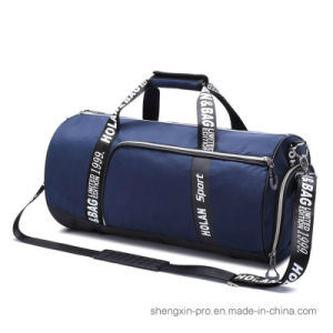 Strong Sport Bag with Long and Short Handle