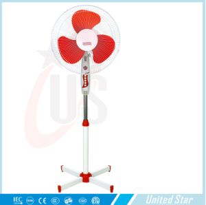 16′′ Electric Cooling Exhaust Plastic Stand Fan (USSF-730) pictures & photos