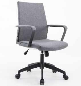 Fashionable New Design Fabric Chair, Office Steel Chair pictures & photos