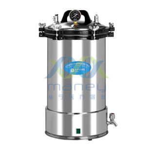 Portable Pressure Steam Sterilizer Autoclave with Ce and ISO Approved (YX-18LD/24LD) pictures & photos
