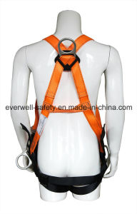 Full Body Harness with Three-Point Fixed Mode (EW0119BH) pictures & photos