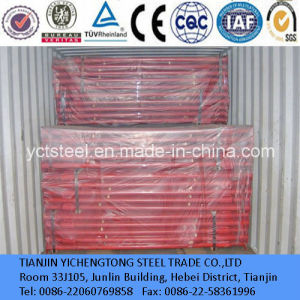 Adjustable Scaffolding Steel Shoring Prop for Formwork pictures & photos