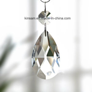 Clear Water-Drop Crystal Glass Chandelier Part pictures & photos
