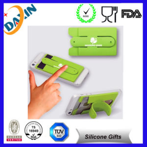 Silicone Credit Card Holder for Any Mobile Phon pictures & photos