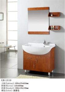 Floor Mounted Furniture Bathroom Cabinet (13110) pictures & photos