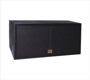 Martin Audio 2000watt Big Bass Dual 18 Inch Subwoofer Speaker pictures & photos