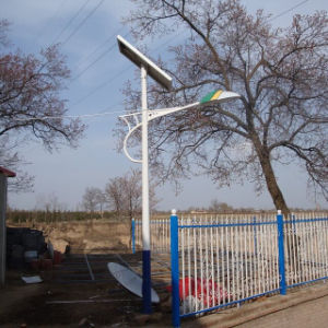 30W Solar LED Street Light with 3 Years Experience pictures & photos
