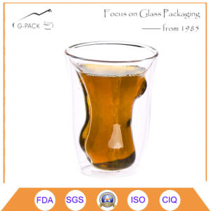 Handmade Women Body Shape Drinking Glass Cup pictures & photos