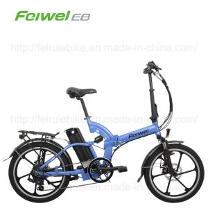 "20"" Disc Wheel Folding Electric Bicycle (TDN05Z) pictures & photos"