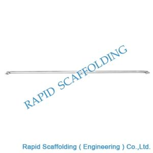 Cuplock Steel Diagonal Brace Scaffolding HDG&PC pictures & photos