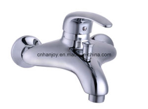 Wall Mounted Single Handle Bathtub Faucet (H20-102) pictures & photos