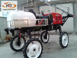 High Clearace Self Propelled Type Boom Sprayer (HQPZ-700) with ISO pictures & photos