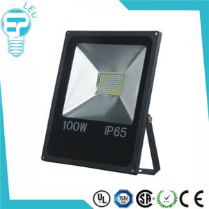 Aluminium Alloy IP65 High Power SMD COB 100W LED Floodlight with Competitive Price pictures & photos