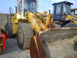 Used Kawasaki Wheel Loader 85z for Sale pictures & photos