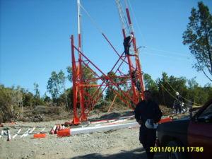 Communication Steel Tower Bts Site