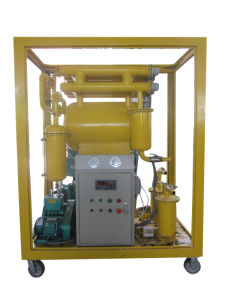 Power Transformer Dielectric Oil Filter Equipment (ZY-30) pictures & photos
