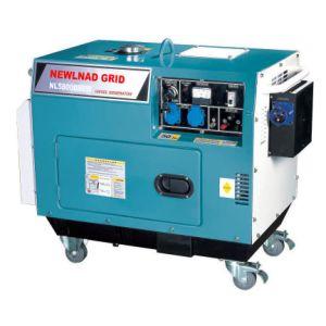 5kVA Silent Welding Diesel Generator New Design ATS pictures & photos