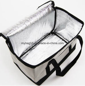 Easy Shopping Thermal Insulated Cooler Lunch Bag pictures & photos