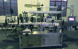 Hot-Selling Hot Melt Glue OPP BOPP Labeling Machine pictures & photos