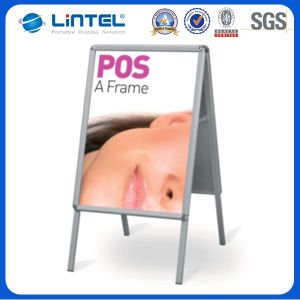 32mm Outdoor A1 Advertising Display Aluminum a Frame Board (LT-10) pictures & photos