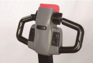 2017 Hot Sale Pedestrian 1.8t-2.5t Full Electric Pallet Jack pictures & photos