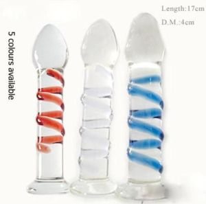 Sex Toy Glass Dildo for Women (IJ-GD2043) pictures & photos