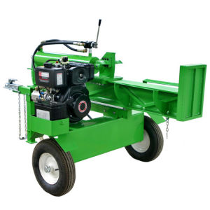 9HP Professional Gasoline Engine Log Splitter pictures & photos