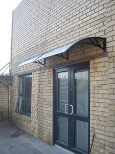 Large Frameless Canopy for Entrance, Door Canopy pictures & photos