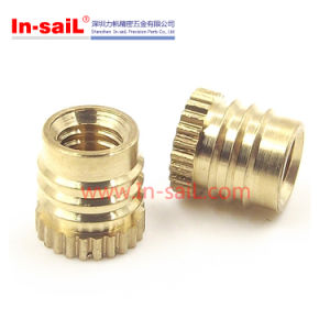 Bollhoff Expansion Brass Knurled Inserts Nuts pictures & photos