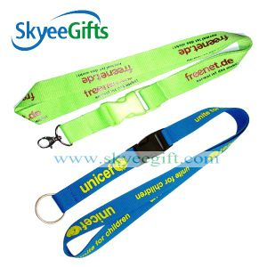 Hot Sale Customized Logo Polyester Lanyard pictures & photos