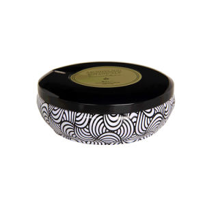 Handmade Natural Scented Soy Wax Tin Candle pictures & photos