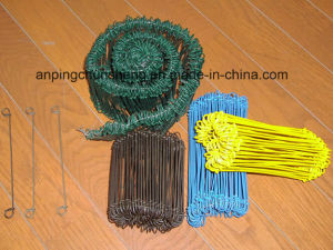Double Loop Tie Wire (0.6-2.1MM) pictures & photos