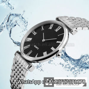 2016 New Style Quartz Watch, Fashion Stainless Steel Watch Hl-Bg-189 pictures & photos