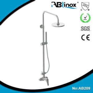High Quality Ablinox Stainless Steel Bath Hidden Shower Set pictures & photos