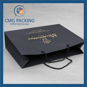 Lovely Color Printing Paper Recycled Paper Bag (DM-GPBB-172) pictures & photos