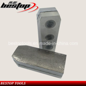 Diamond Fickert Brick with Water Groove for Granite Grinding pictures & photos
