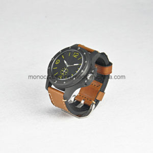 China Supplier Real Carbon Fiber Fashion Watch Parts pictures & photos