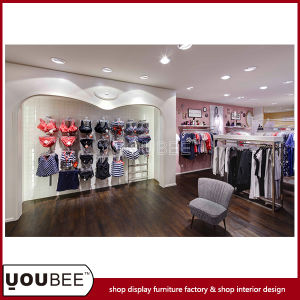 Adorable Retail Shop Design for Ladies′ Underwear Display From Factory pictures & photos