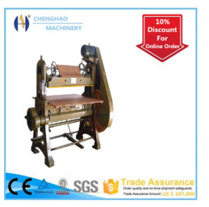 Corrugated Cardboard Cutting Machine, Indentation Machine Stickers, Ce Certification pictures & photos