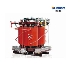 Dry-Type Scb10/11/13-Rl-400/500/630kVA Class Copper Foil Triangular Wound Core Power Transformer pictures & photos