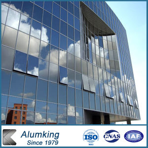 Aluminium Building Material for Curtain Wall/Composite Panels pictures & photos