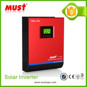 Must Hotsale pH1800 1-5kVA Solar Inverter with MPPT Controller pictures & photos
